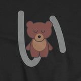 kawaiiaf officialkap kucha sweatshirt cute kap bear close up kawaii