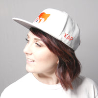 red panda official kap cap snapback hat logo kawaii