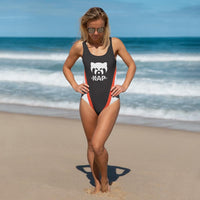 Racer One-Piece Swimsuit