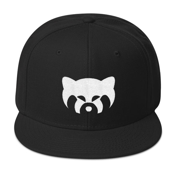officialkap kap cap hat snapback red panda pandas logo limited