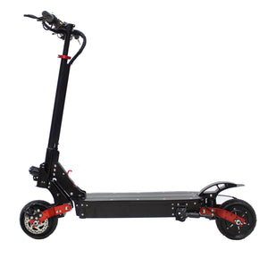 "ELECTRIC SCOOTER V8- 48V 26AH-8""- 2000W SPEED 43MPH RANGE 40MILES - NANROBOT electric scooter"