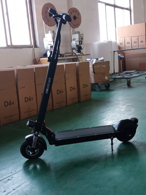 STRIDEPOWER SCOOTER - NANROBOT electric scooter