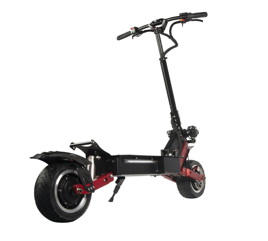 ELECTRIC SCOOTER RS7 11''-3200W-60V 31.2A SPEED 52MPH RANGE 55MILES - NANROBOT electric scooter