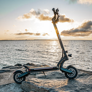 "NANROBOT D6+ ELECTRIC SCOOTER 10""-2000W-52V 26Ah - NANROBOT electric scooter"