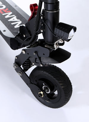"ELECTRIC SCOOTER X6 8""-500W-48V 15A - NANROBOT electric scooter"