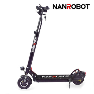 "NANROBOT ELECTRIC SCOOTER X4 8""-500W-48V 10.4A - NANROBOT"