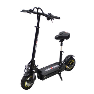 "D3 10""-800W-48V 18AH - NANROBOT electric scooter"