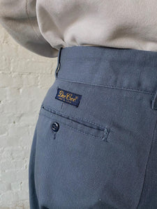 1970's Dee Cee Workwear Trousers