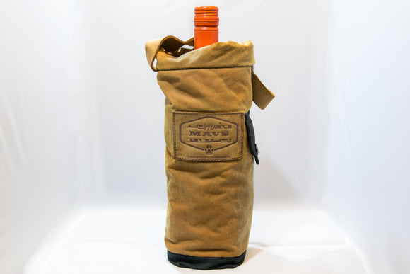 Admiral Wine Bottle Koozie