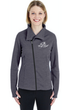 Ladies' Asymmetrical Zip