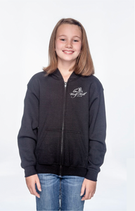 Youth Full Zip Sweatshirt
