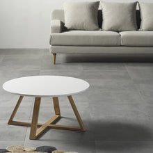 Harper coffee table - black