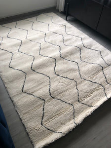 Saide rug (size customisable)