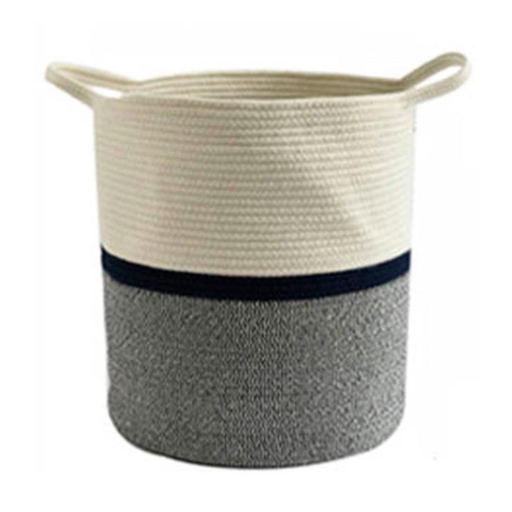 Jan two-tone basket (Grey)