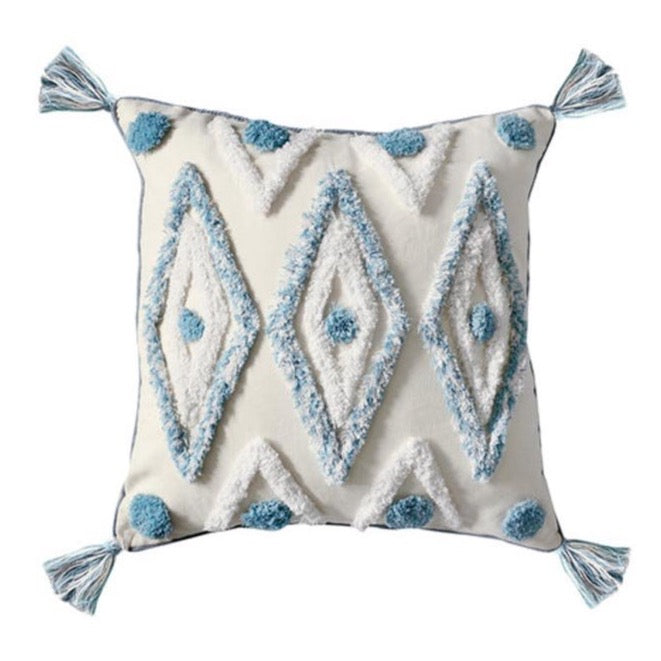 Tufted cushion - Diamond