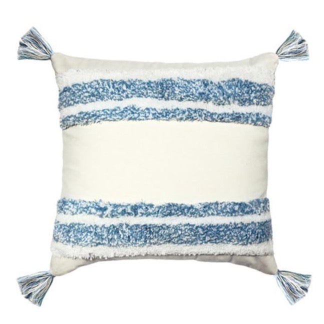 Tufted cushion - Linear