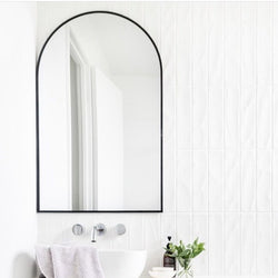 Kyle arch mirror (Size customisable)