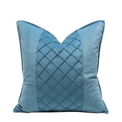 Pieced cushion - Sky