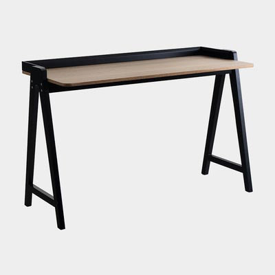 Solej work desk - Black