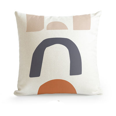 Abstract cushion - C