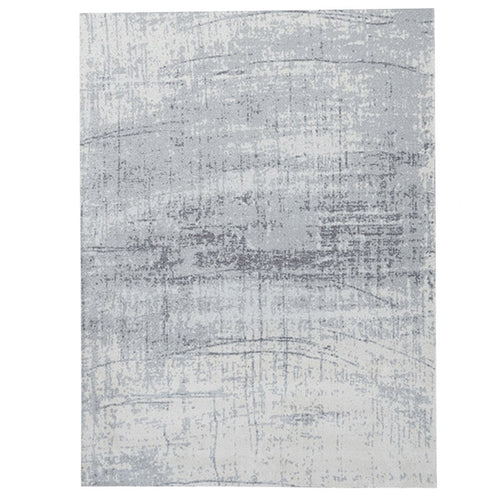 [Premium] Distressed grey rug