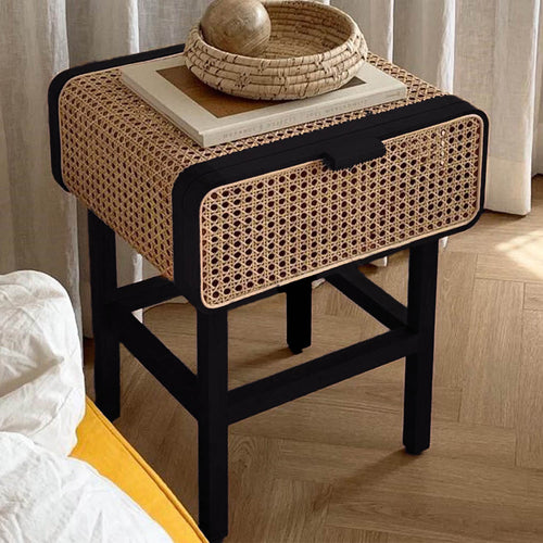 Frei side table - black (set of 2 tables)