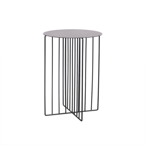 Alexis side table - black