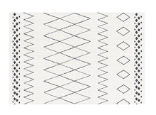 Scandinavian rug - four (size customisable)