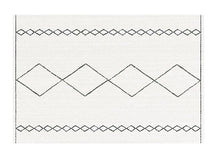 Scandinavian rug - three (size customisable)