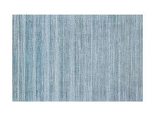 Contemporary rug - light blue (size customisable)