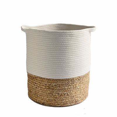 Jan two-tone basket (cream)