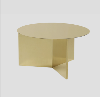 Josef coffee table - gold