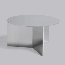 Josef coffee table - silver