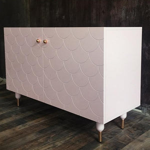 Malthe sideboard - pink