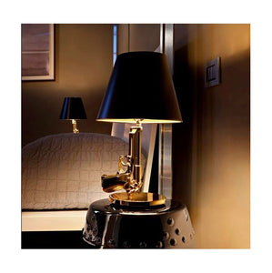 Pistol Table Lamp