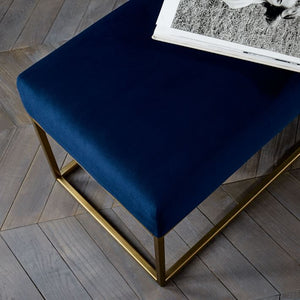 Vel sitting bench - blue