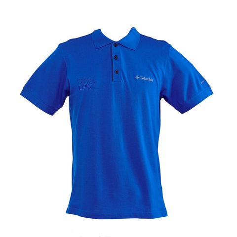 COLUMBIA Event Polo Men's - Super Blue