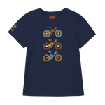 Epic Branded Kids T-shirt - Navy