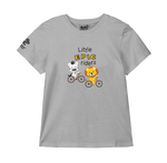 Epic Branded Kids T-shirt - Grey Melange