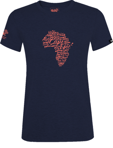 Epic Branded T-shirt Women's - Navy