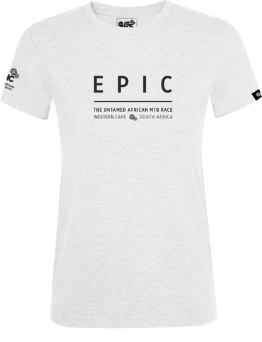 Epic Name T-shirt Women's - White
