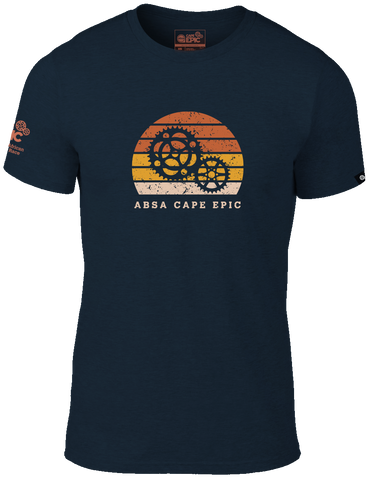 Epic Branded T-shirt Men's - Navy
