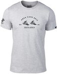 Epic Branded T-shirt Men's - Grey Melange