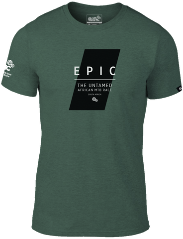 Epic Name T-shirt Men's - Military