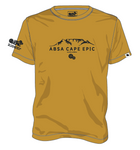 Epic Event T-shirt Men's - Mustard