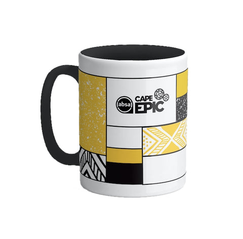 Epic Mug - Black & Yellow