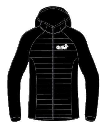 Epic Puffer Jacket - Black