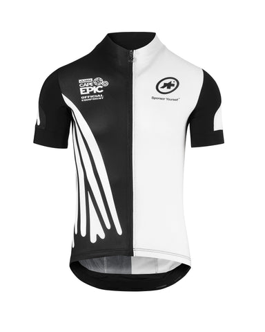 ASSOS Cape Epic Club Jersey - Holy White