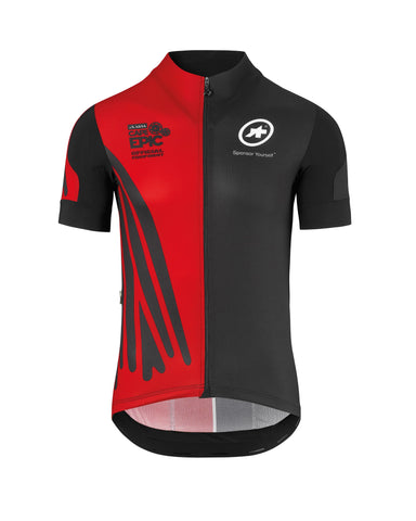 ASSOS SS.CapeEpicXC Jersey_Evo7 - National Red