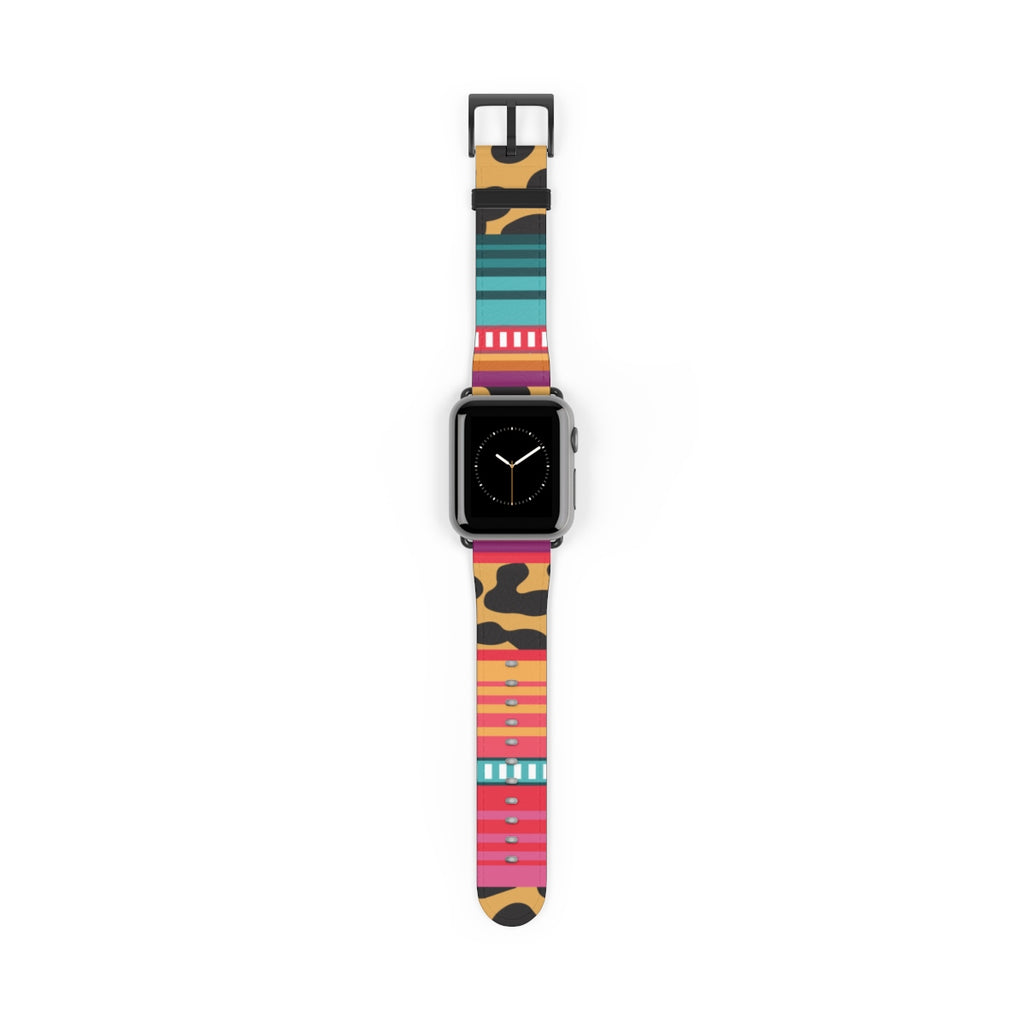 Cactus/Serape Apple Watch Band